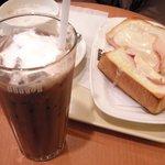 ドトールコーヒーショップ 京都ポルタ店