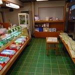 柿の葉ずしヤマト  - 広々店内観光客をあてこんでます♪