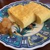 一水庵 - 料理写真:玉子焼き(皿)