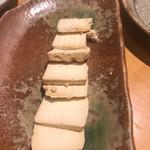 テング酒場 - クリームチーズの味噌漬け
