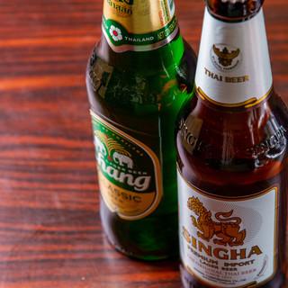 種類豊富なワイン&ビール