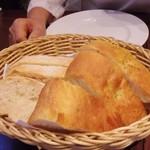 Romanogotanda - パン