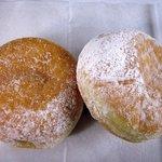ミスタードーナツ - エンゼルクリーム&カスタークリーム