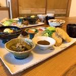 ギャラリーカフェ 玄米屋 - 料理写真:玄米プレート