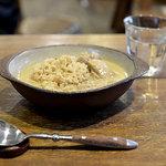 アサンテ・サーナ - ココナッツミルクで煮込んだチキンカレー
