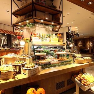 THE BUFFET&Marche グランフロント大阪店