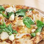 米市農園 - 味噌ピザ
