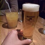 カプリチョーザ - おビール
