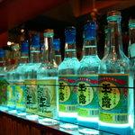 空 - 沖縄本島から八重山まで・・・泡盛は豊富にご用意してます。