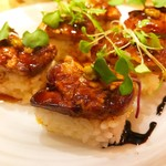 CarneTribe 肉バル - フォアグラ寿司