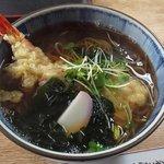 よしのや - 料理写真:天ぷらそば