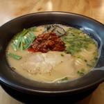 らーめん 和屋 - 料理写真:とんこつ台湾らーめん 750円