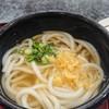将八うどん - 料理写真:かけ(小)