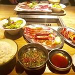 熟成焼肉 肉源 仙台店 -