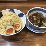 麺屋 楼蘭 - 味玉 醤油つけ麺