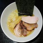 麺s慶 - 料理写真:ちゃーしゅー麺 塩