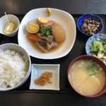 旬の味 えぐさ - 料理写真:この日の日替わり定食♪