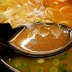 一蘭 - スープ
