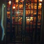 ジガーバーBAR in - 開放的なフランスのアンティークドア