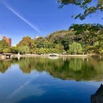 105444822 - 徳川園の池泉回遊式庭園