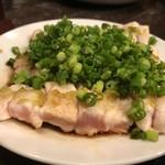 若竹 弐 - ササミわさび焼き