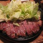 はれ晴れ - 薩摩黒豚の鉄板焼き