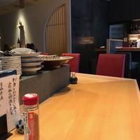 出汁しゃぶ割烹と秘蔵酒 八伍汁忢-カウンター