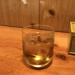 鳥貴族 - 紀州の南高梅梅酒ロック(2019.4.10)