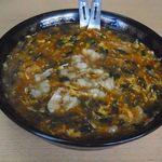 満洲軒 - スペシャルジャン麺