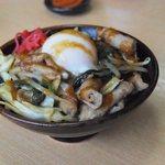 満洲軒 - ホル玉丼