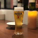 Bar・de・PePe ネロ - プレミアムモルツ