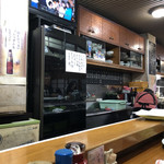 大関 - 渋い店内