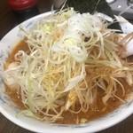 Hokkaidouramenrairaiken - 味噌オロチョン 4倍+ねぎ ¥850+300