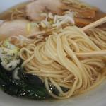 楠 - 麺アップ