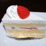 トゥルティエール - ショートケーキ