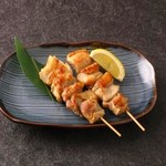 鶏もも串(2本)塩・タレ