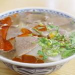 穆撒 蘭州牛肉拉麺 - 蘭州牛肉拉麺