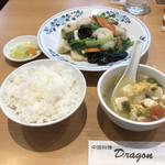 中国料理ドラゴン - 料理写真: