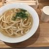 きりん屋 - 料理写真:釜かけうどん(450円)