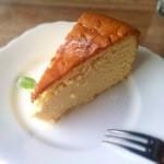 かうひいや3番地 - チーズケーキ