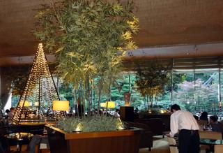 バンブー - バンブー(竹)のあるラウンジ