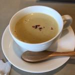 VOVO - ゴボウのスープ(ゴボウが思い切り主張してきます)