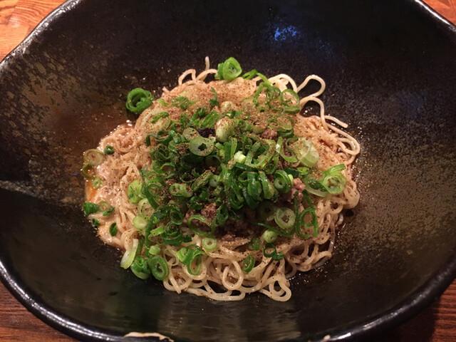 汁なし担担麺専門キング軒東京店>