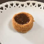 キャラメルゴーストハウス - キャラメルガレット 思いのほかビターな味わい