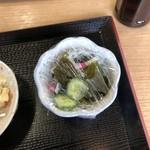 おふくろ亭 - 酢の物