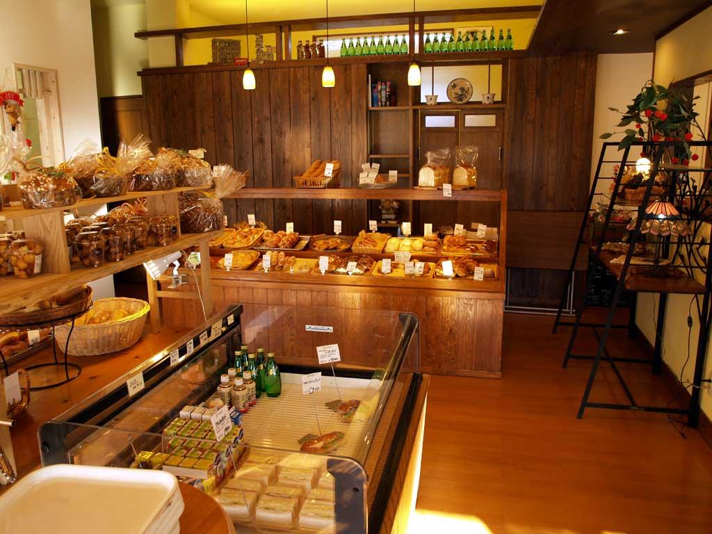 パンとお菓子の工房ナチュラル 人吉店