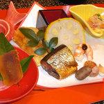 青柳 - 料理写真:2008/12の料理
