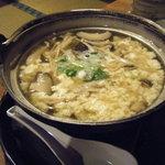 1055758 - ゆし豆腐のあったか小鍋