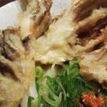 ふたば製麺 - 舞茸アップ(* ̄∇ ̄)ノ