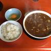 ラーメン ととち丸 - 料理写真:平日限定 カレーラーメン ¥820 ライス 生卵無料